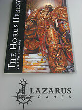 Warhammer 40k The Horus Heresy Art Book: Volume One Visions of War (K1D14)