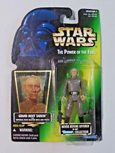 Star Wars The Power of the Force GRAND MOFF TARKIN Blaster Rifle Pistol NIP