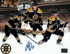 Ryan Donato Boston Bruins Signed  autographed montage  16x20  NPF