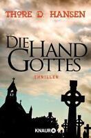 Die Hand Gottes von Thore D. Hansen (2016, Taschenbuch), UNGELESEN