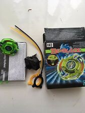 BOXED HASBRO ORIGINAL FIRST GENERATION JUMPING BASE DRIGER BEYBLADE COMPLETE