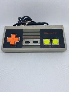 Nintendo NES Controller OEM Original NES-004 Controller- Rare orange & neon