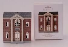Hallmark 2012 - Public Library Nostalgic Houses and Shops Special Koc Edition