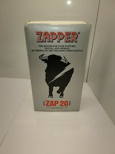 Zapper Electric Fence Controller 20.