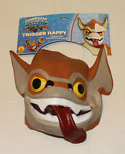 Skylanders Trigger Happy Boys Halloween Costume Vinyl Mask One Size New