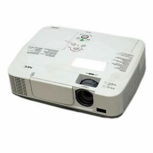 NEC NP-M230X HDMI Digital Projector 4041 Hours Used - Grade B