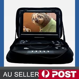 "OZ A 9.8"" 9.5"" Portable DVD Player Carry Bag Case Storage for Car Headrest Mount"