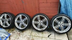 Audi S Line 19 Inch Alloy Wheels