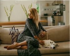 KELLY SAWYER hand-signed BEAUTIFUL 8x10 BAREFOOT CASUAL CLOSEUP w/ uacc rd COA