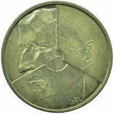 COIN / BELGIUM / 5 FRANCS 1986 BEAUTIFUL COLLECTIBLE  #WT29964