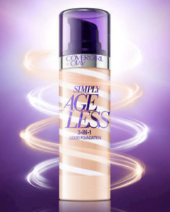 Covergirl + Olay Simply Ageless 3-In-1 Liquid Foundation, You Choose