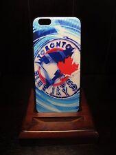 NEW TORONTO BLUE JAYS IPHONE 6 4.7 INCH BASEBALL HARD PLASTIC CASE