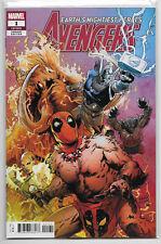 Avengers #1 Marvel Comics 2018 Greg Land Deadpool Party Variant Cover Aaron BC