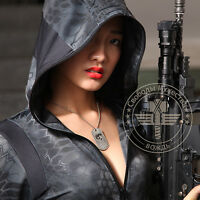 Women Outdoor Military Tactical T-Shirt Quick Dry Resistant Combat Casual Hoodie