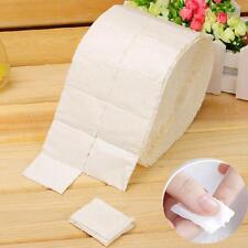 500Pcs Cotten Wipes Pads Paper Nail Art Soak Off Gel Wraps Gel Polish
