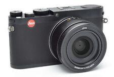 Leica X Digital Camera