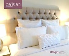 PARISIAN Upholstered Bedhead / Headboard for Ensemble Bed