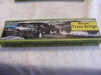 Vintage HO Scale Atlas 83 Warren Truss Bridge