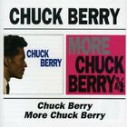 Chuck Berry Chuck Berry/More Chuck Berry 2on1 CD NEW SEALED Johnny B. Goode+