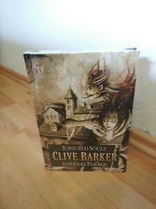 Tortured Souls & Infernal Parade Clive Barker Buchheim Verlag Signiert Limitiert