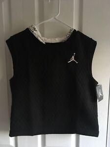 Jordan Vest Shirt With Hood Size 16-14 Years