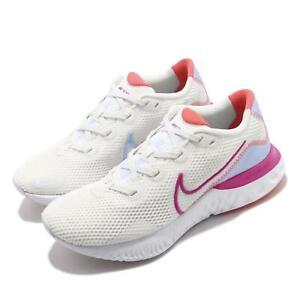 Nike Wmns Renew Run (W) Running Women Shoes White Pink Wide CW7436-100