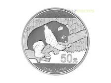 50 Yuan China Panda Proof PP 2016 150 Gramm Silber Silver