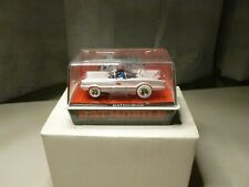 BRAND NEW AW THE BATMOBILE IN WHITE 1/64 SCALE SLOT CAR CLASSIC 1966 TV SERIES
