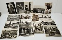 Lot of 16 Vintage Italy Postcards Rome Verona Venice Travel Landmarks Culture