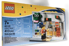 Lego Exclusive Lego Store 40145 Boxed Retired Set Rare Complete New 👀