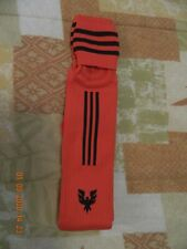DC UNITED AUTH GAME SOCKS RED MENS LARGE MLS