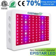 500W LED Grow Light Hydro Full Spectrum Veg Flower Indoor Plant Lamp Panel GA