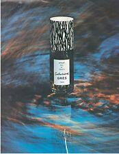 ▬► PUBLICITE ADVERTISING AD Parfum Perfume Grès Cabochard