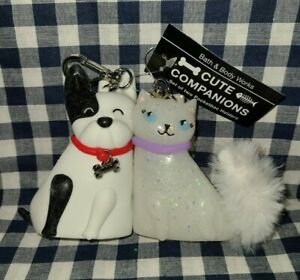 NEW Dog & Cat Cute Companions PocketBac Holder Bath & Body Works SHIPS FREE!