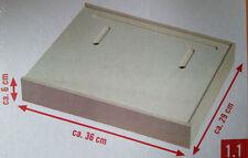 Aufbewahrungsbox Arbeitsplatte Nähzeug Werkzeug Box Schmuckkasten Schmuckkoffer