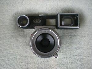 Objektiv LEITZ LEICA Summaron-M F 3.5 1:3.5 mit Brille
