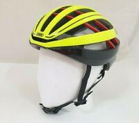 Abus Fahrradhelm Aventor, neon Yellow, Größe M 54-58 cm *NEU*
