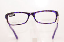 JIMMY CHOO JC 85 8Q4 CLASSIC LADIES BLUE TORTOISE PLASTIC GLASSES FRAME