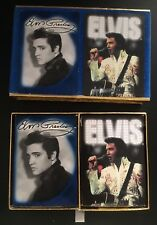Elvis Presley collectible Playing Cards, 2 Decks W/ Photos And Facts