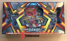 ♦Pokémon♦ Coffret ANGLAIS : Charizard GX Premium Collection (Dracaufeu GX)