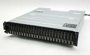 """Dell PowerVault MD1220 24-Bay DAS Storage 2*PSU MD12 6Gb SAS 24*1TB 2.5"""" HDD"""