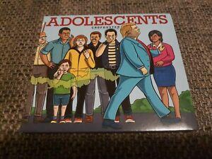 Adolescents - Cropduster * CD * Punkrock * Descendents * Agent Orange * Hardcore