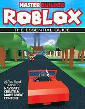 NEW Master Builder Roblox: The Essential Guide by Triumph Books