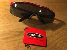 Alpina Flexy Racer II Sunglasses Kids Red