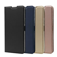 For Sony Xperia 10 II Leather Flip Wallet Phone Case Protector Cover New