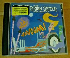BRIAN SETZER ORCHESTRA Vavoom ! CD 2000 Rock'n'Roll/Rockabilly/Stray Cats/Johnny