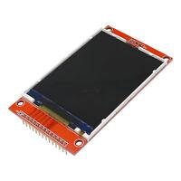 "2.8"" TFT 240x320 LCD Touch Panel SPI Serial Port Module 5V/3.3V w/ PCB ILI9341"