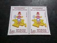 FRANCE 1982, VARIETE' SANS LE 7 SUR la CORSE, timbre 2202a, neuf**, MNH