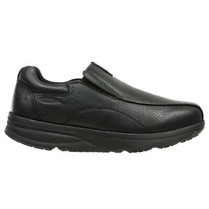 MBT Mens Shoes Tabaka Casual Slip-On Low-Top Trainers Sneakers Leather