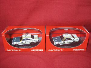 1:43 BATHURST WINNER 1969 Holden Monaro HT GTS350 Bond/Roberts+Brock/West Biante